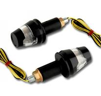 High Power LED Konisk blinkers / par