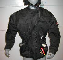 LARSEN CHARGER JACKA SVART XL