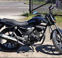 ROMET ZK 125FX EURO 4 BLACK