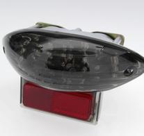 GSX1300R HAYABUSA 99-07, RÖK