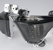 ZX-10R 04-05, LED RÖK