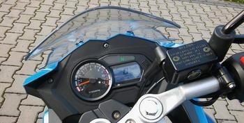 ROMET Z-ONE T 125, EURO 4, BLÅ